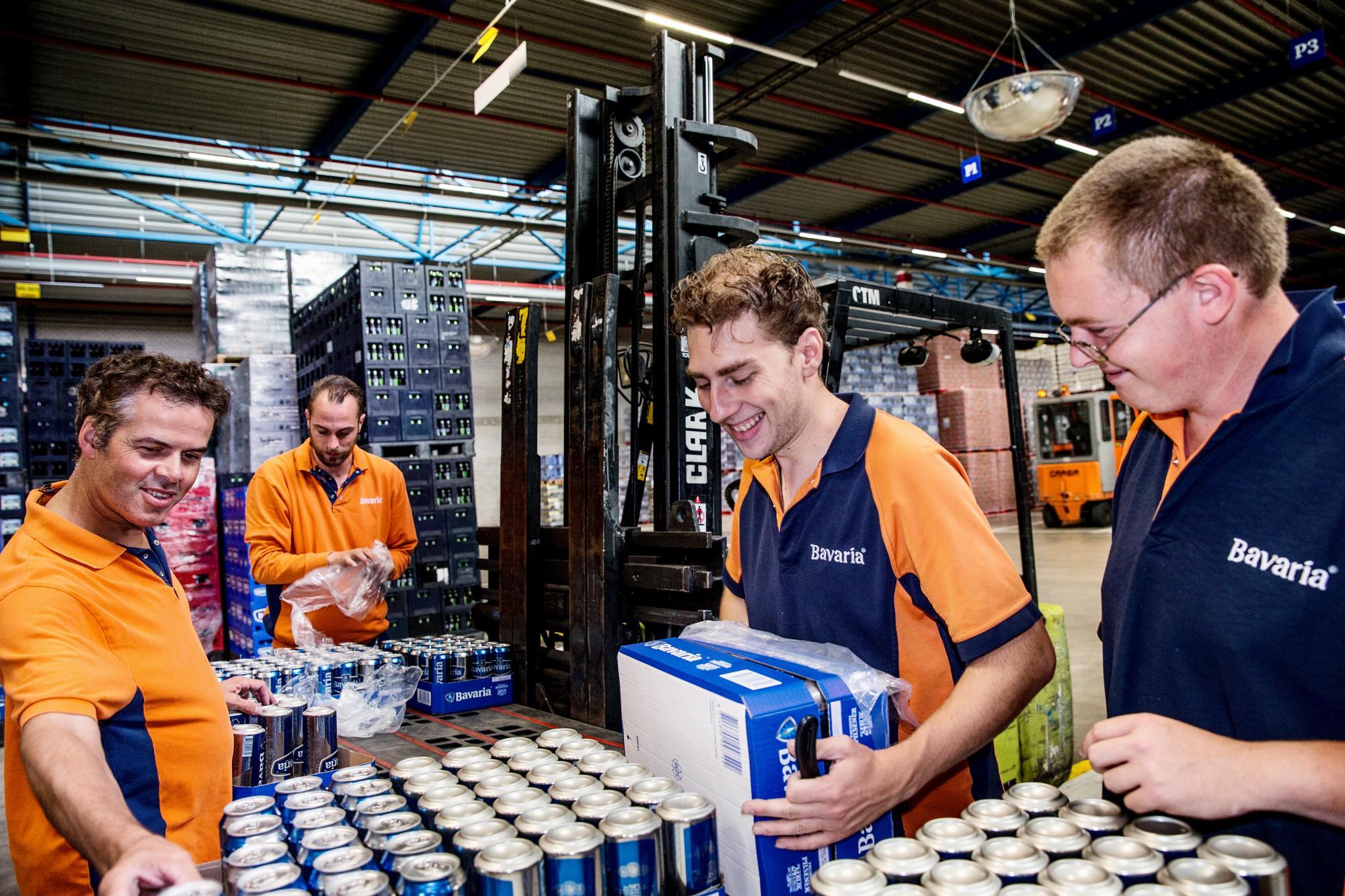 Senzer zorgt voor personeelsoplossingen bij Bavaria